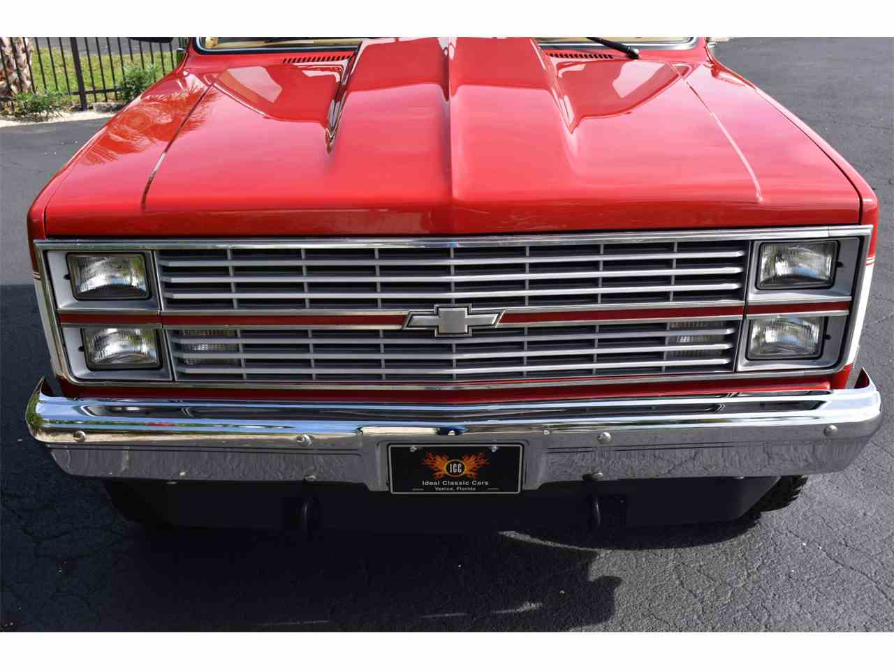 Large Picture of '84 C/K 10 - LLGH