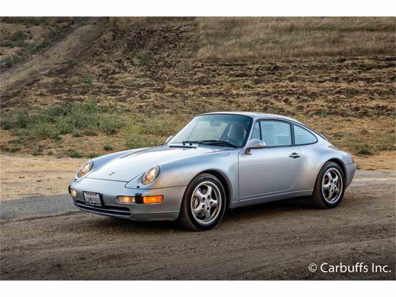 1995 Porsche 911 Carrera for Sale | ClicCars.com | CC-1000759