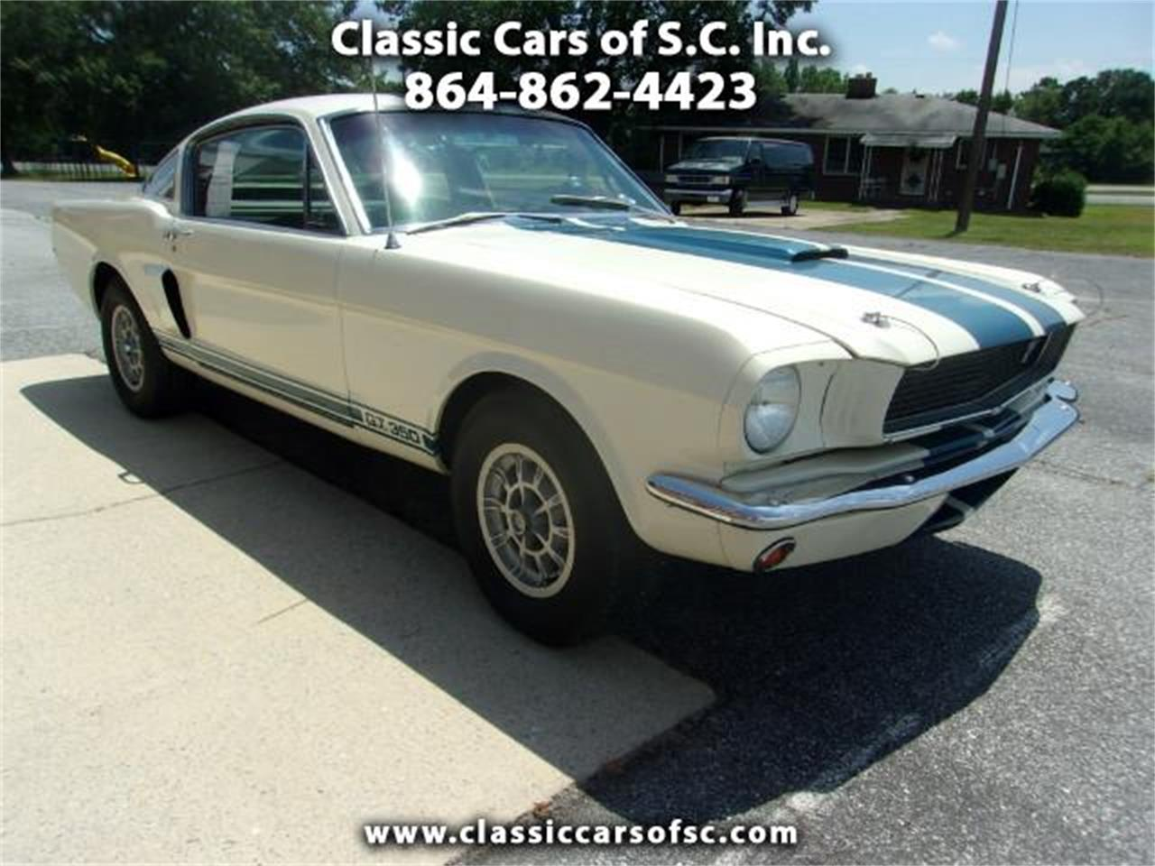Large Picture of '66 Mustang GT located in South Carolina - LG6X