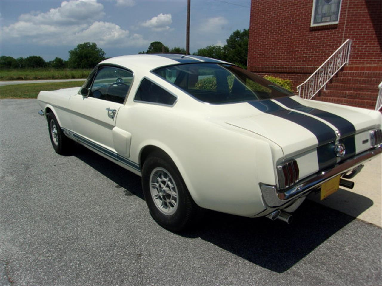 Large Picture of '66 Mustang GT located in Gray Court South Carolina - $28,000.00 Offered by Classic Cars of South Carolina - LG6X