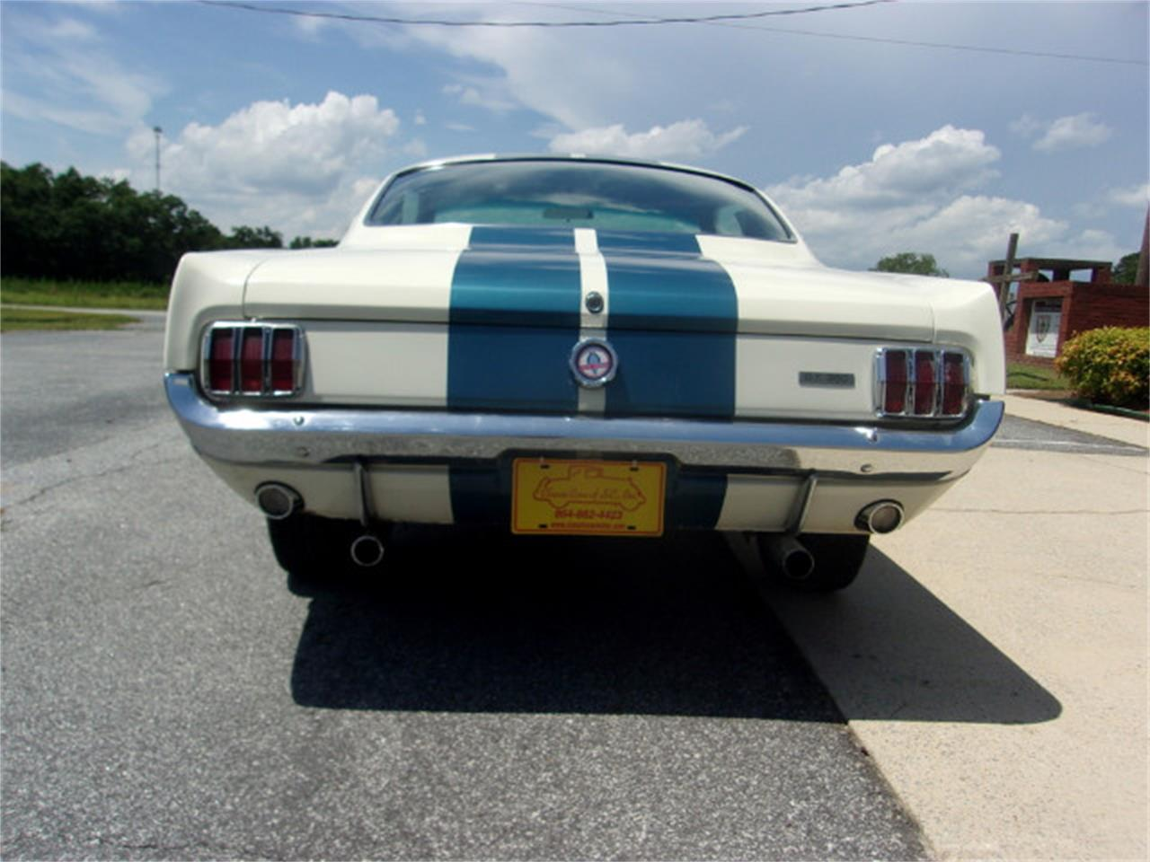 Large Picture of Classic '66 Ford Mustang GT located in Gray Court South Carolina - LG6X