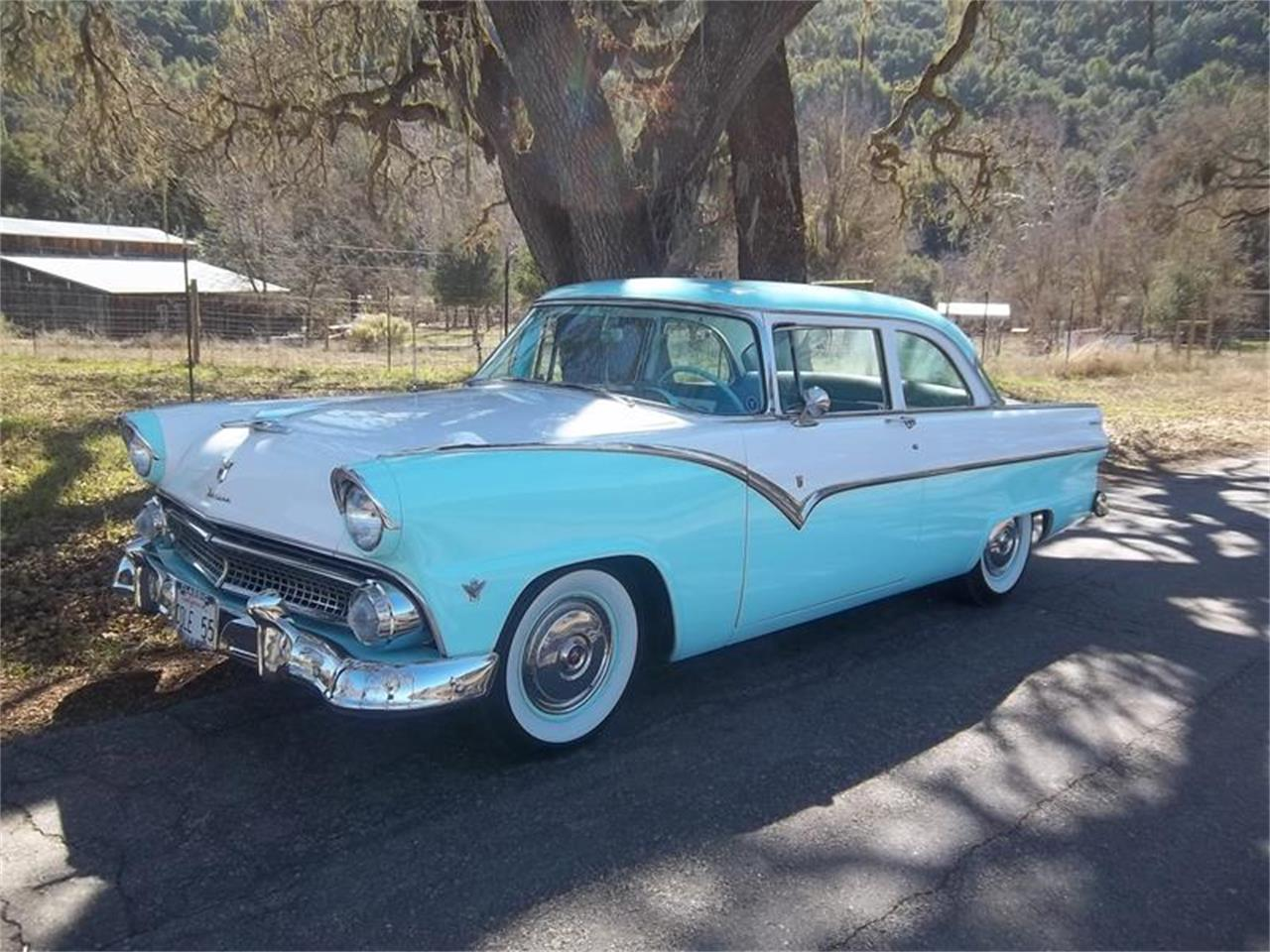 Large Picture of Classic 1955 Fairlane Offered by Classic Car Guy - LLHB