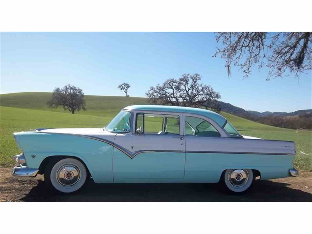 Large Picture of '55 Fairlane - LLHB