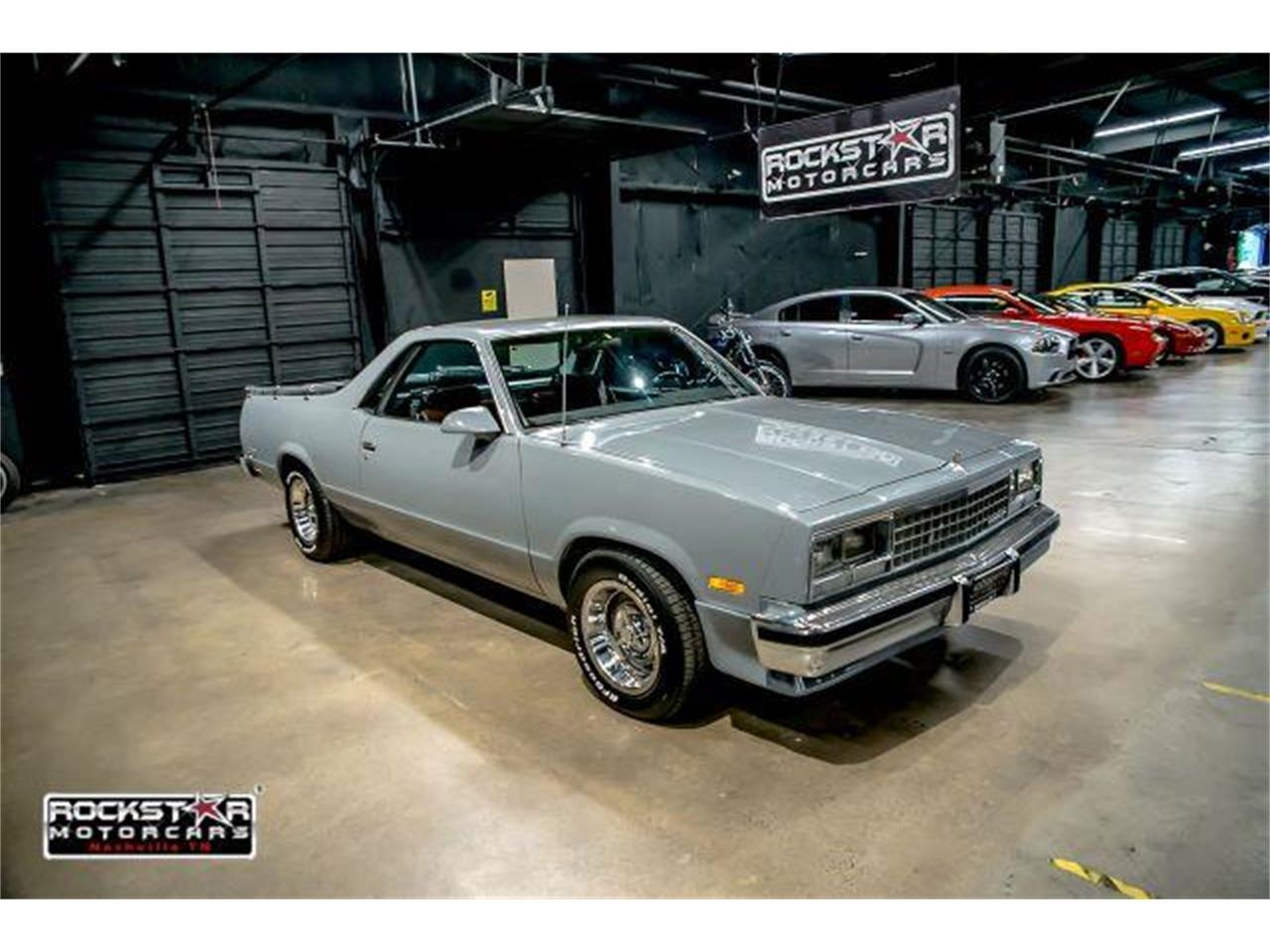 Large Picture of '86 El Camino - LG71