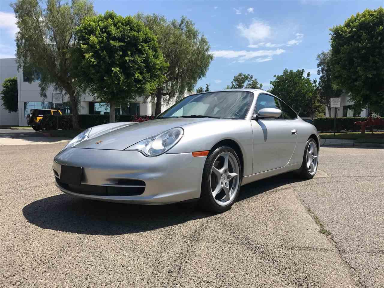 2003 Porsche 911 Carrera for Sale | ClicCars.com | CC-1007660