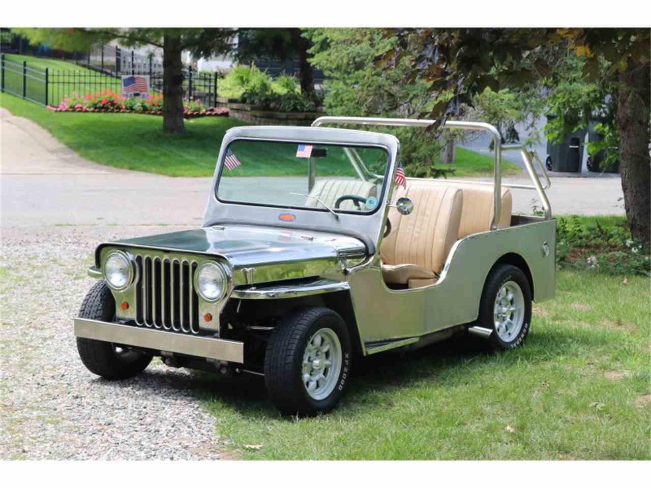 1941 Willys Jeep for Sale | ClassicCars.com | CC-1007689
