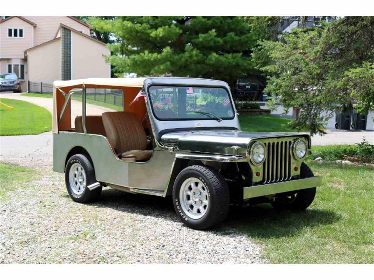 1941 willys jeep for sale cc 1007689. Black Bedroom Furniture Sets. Home Design Ideas