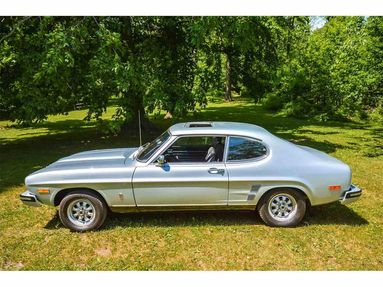 1974 Mercury Capri for Sale | ClassicCars.com | CC-1007706