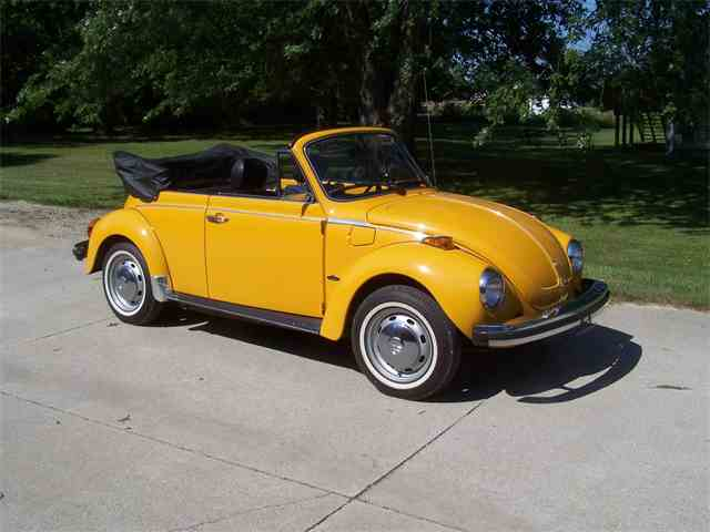 Picture of '78 Super Beetle located in Seville OHIO - $18,000.00 Offered by a Private Seller - LLKE