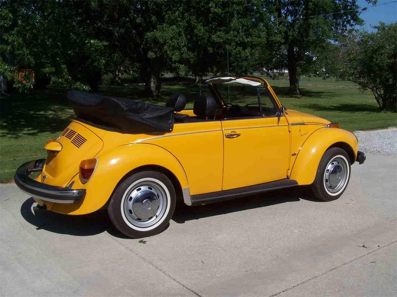 Large Picture of 1978 Volkswagen Super Beetle - $18,000.00 - LLKE