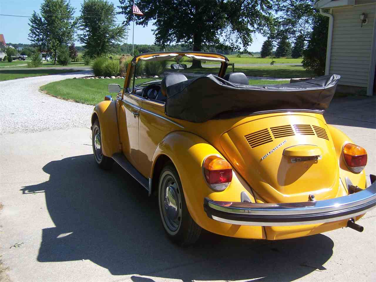 Large Picture of '78 Super Beetle located in Seville Ohio - $18,000.00 - LLKE
