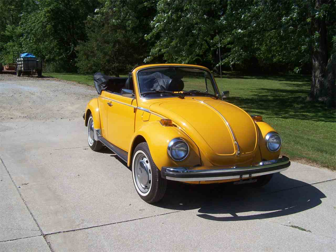 Large Picture of '78 Super Beetle located in Seville Ohio - $18,000.00 Offered by a Private Seller - LLKE