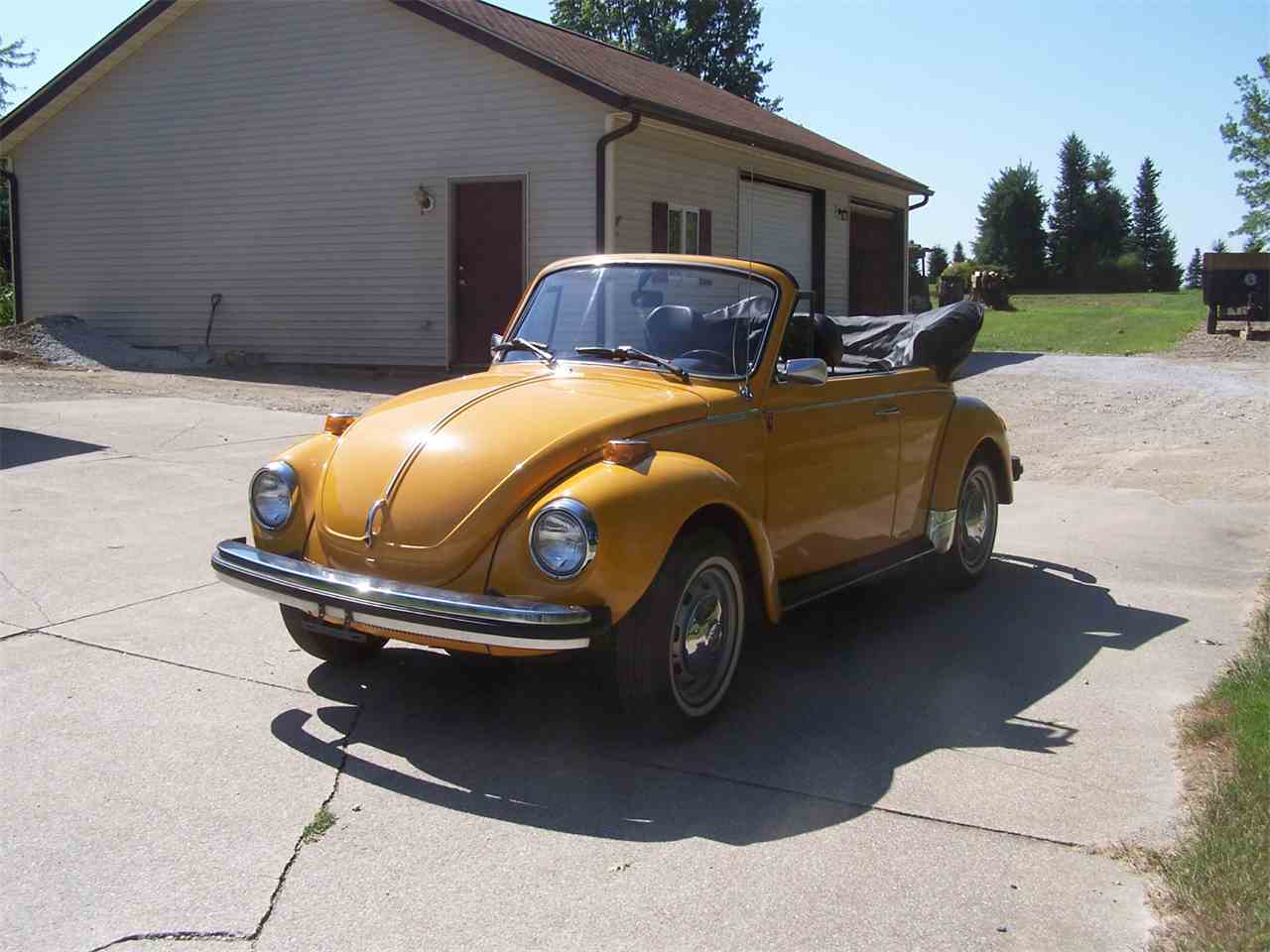 Large Picture of '78 Super Beetle Offered by a Private Seller - LLKE