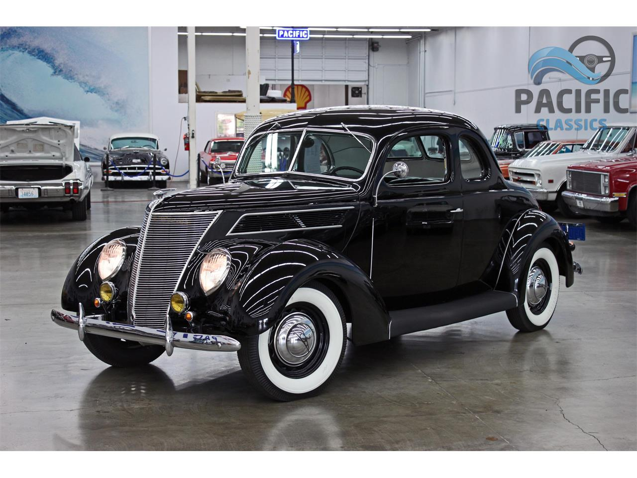 Large Picture of '37 Ford Coupe - LLLE