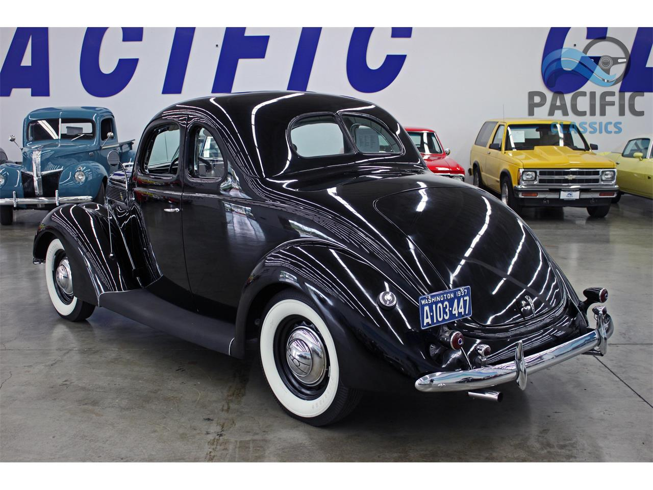 Large Picture of Classic 1937 Coupe - $42,950.00 Offered by Pacific Classics - LLLE