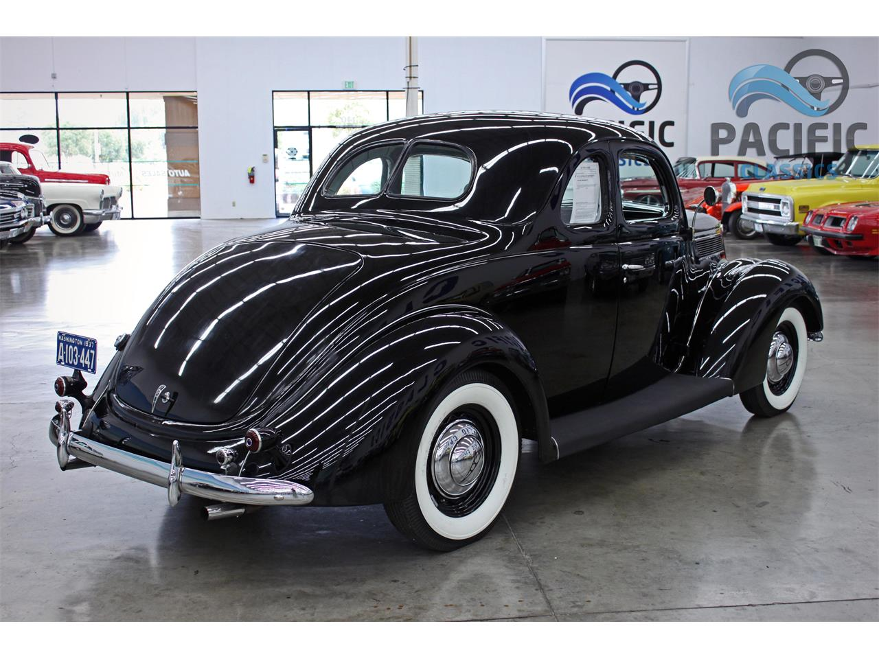 Large Picture of '37 Ford Coupe located in Mount Vernon Washington - $42,950.00 Offered by Pacific Classics - LLLE