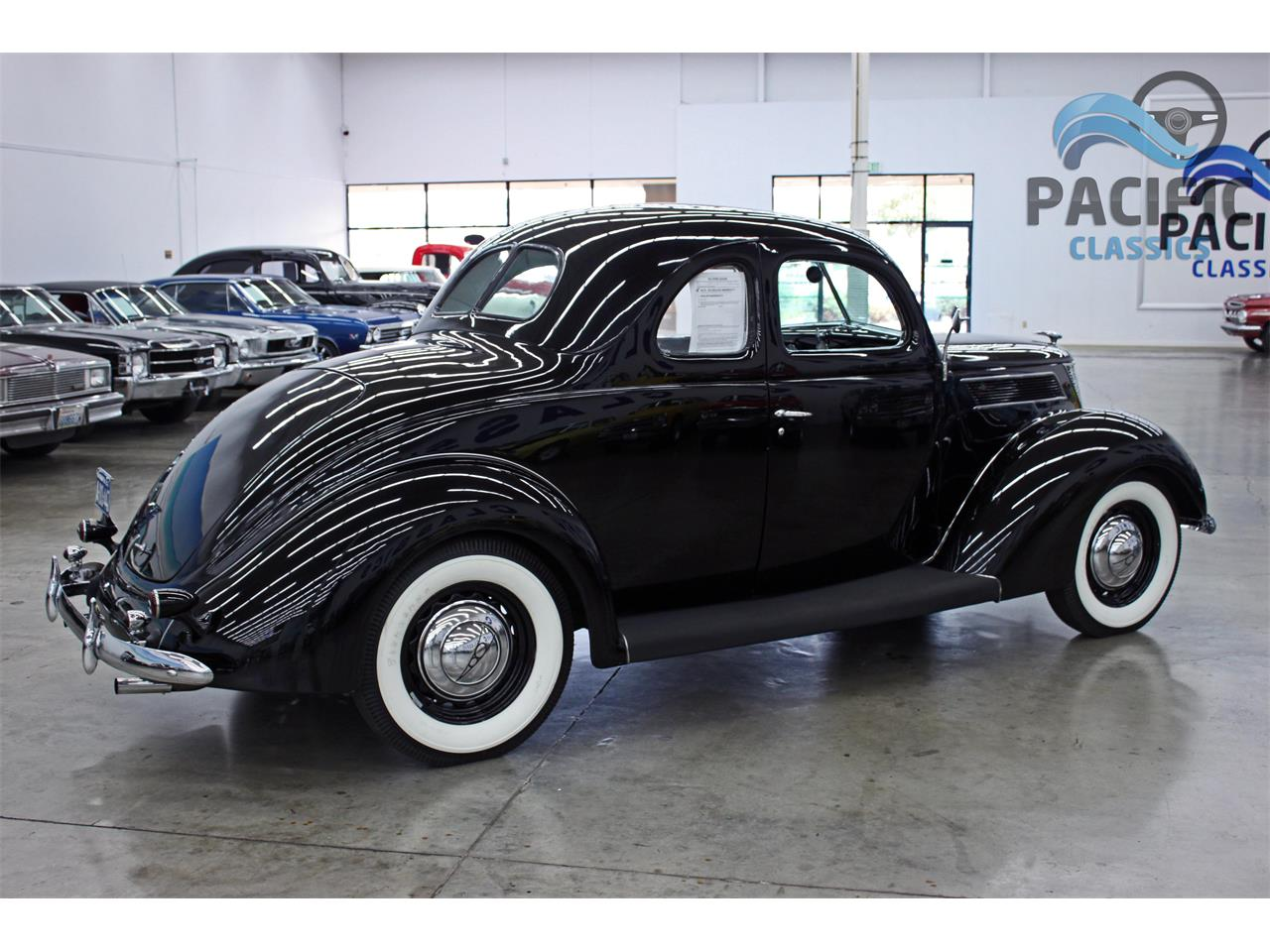 Large Picture of Classic 1937 Ford Coupe located in Mount Vernon Washington - $42,950.00 - LLLE