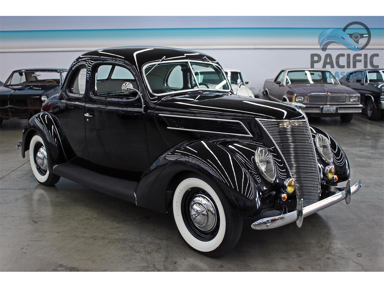 Large Picture of 1937 Coupe located in Washington Offered by Pacific Classics - LLLE