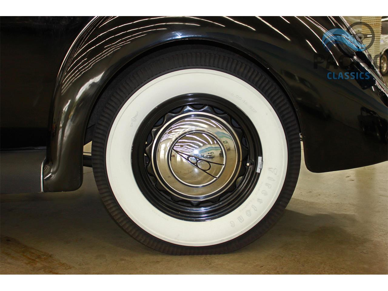 Large Picture of 1937 Ford Coupe located in Mount Vernon Washington Offered by Pacific Classics - LLLE