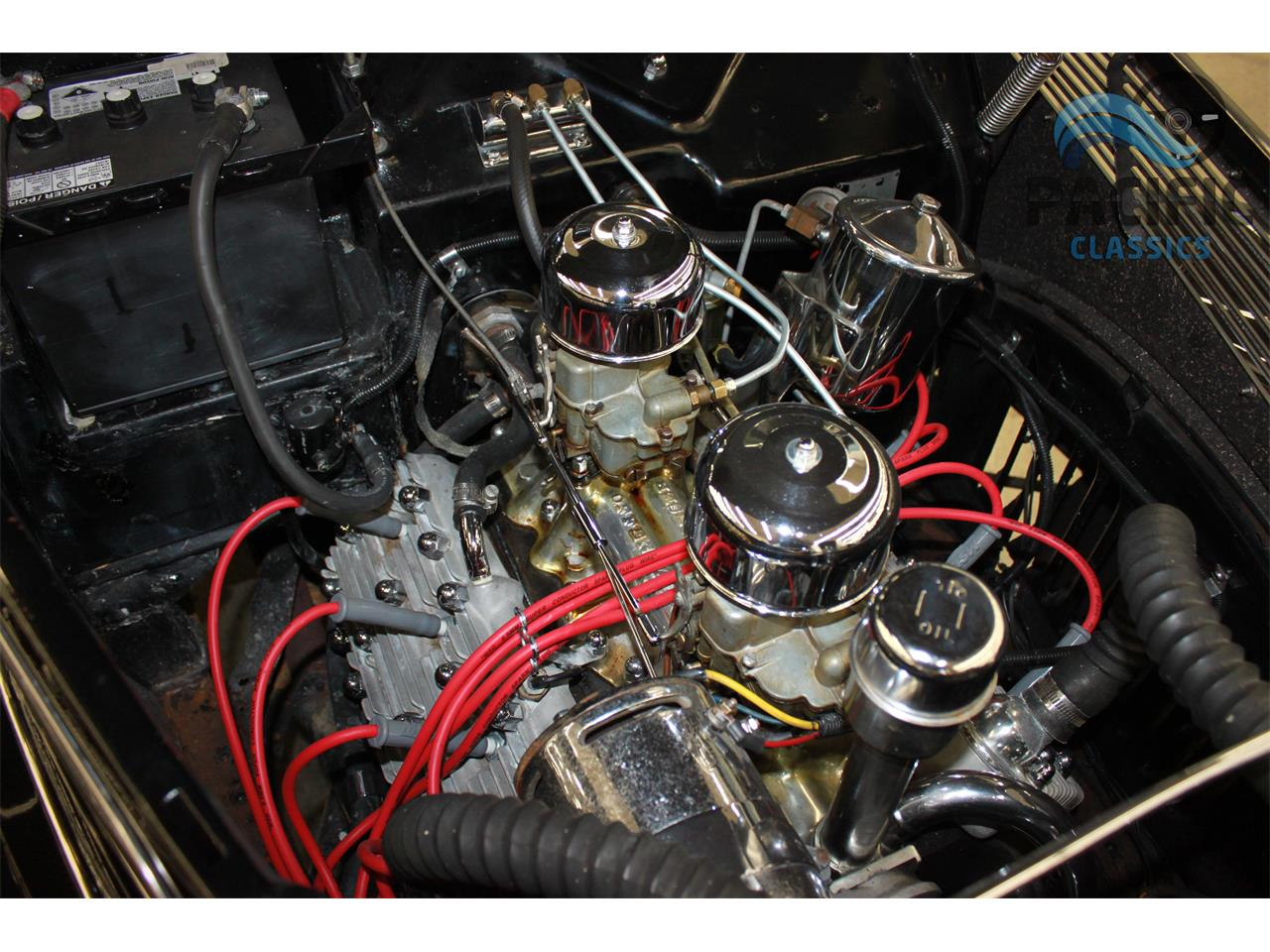 Large Picture of 1937 Ford Coupe Offered by Pacific Classics - LLLE