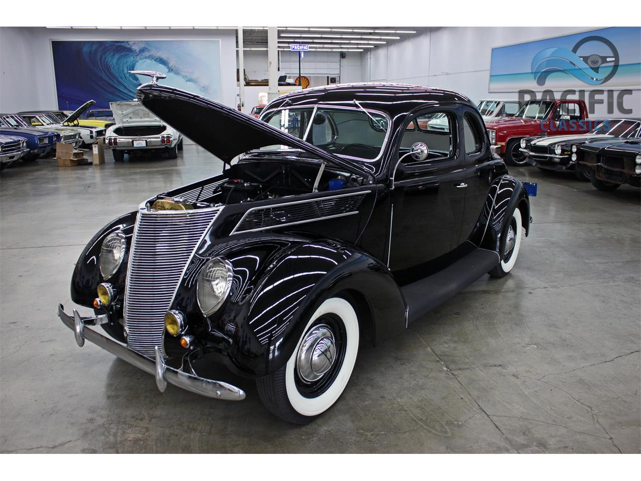 Large Picture of Classic '37 Coupe located in Mount Vernon Washington Offered by Pacific Classics - LLLE