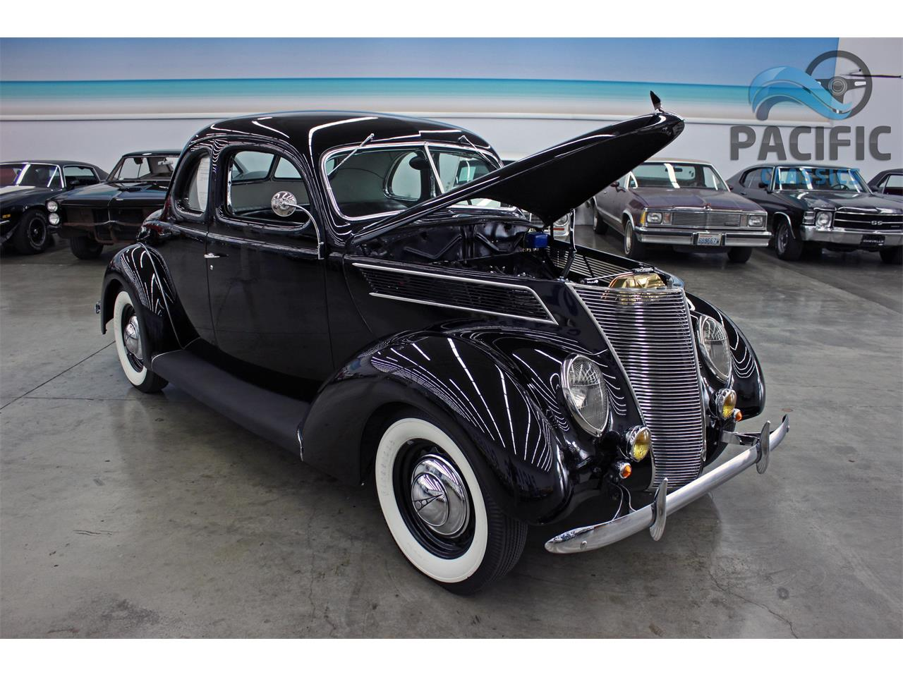 Large Picture of '37 Ford Coupe located in Mount Vernon Washington Offered by Pacific Classics - LLLE