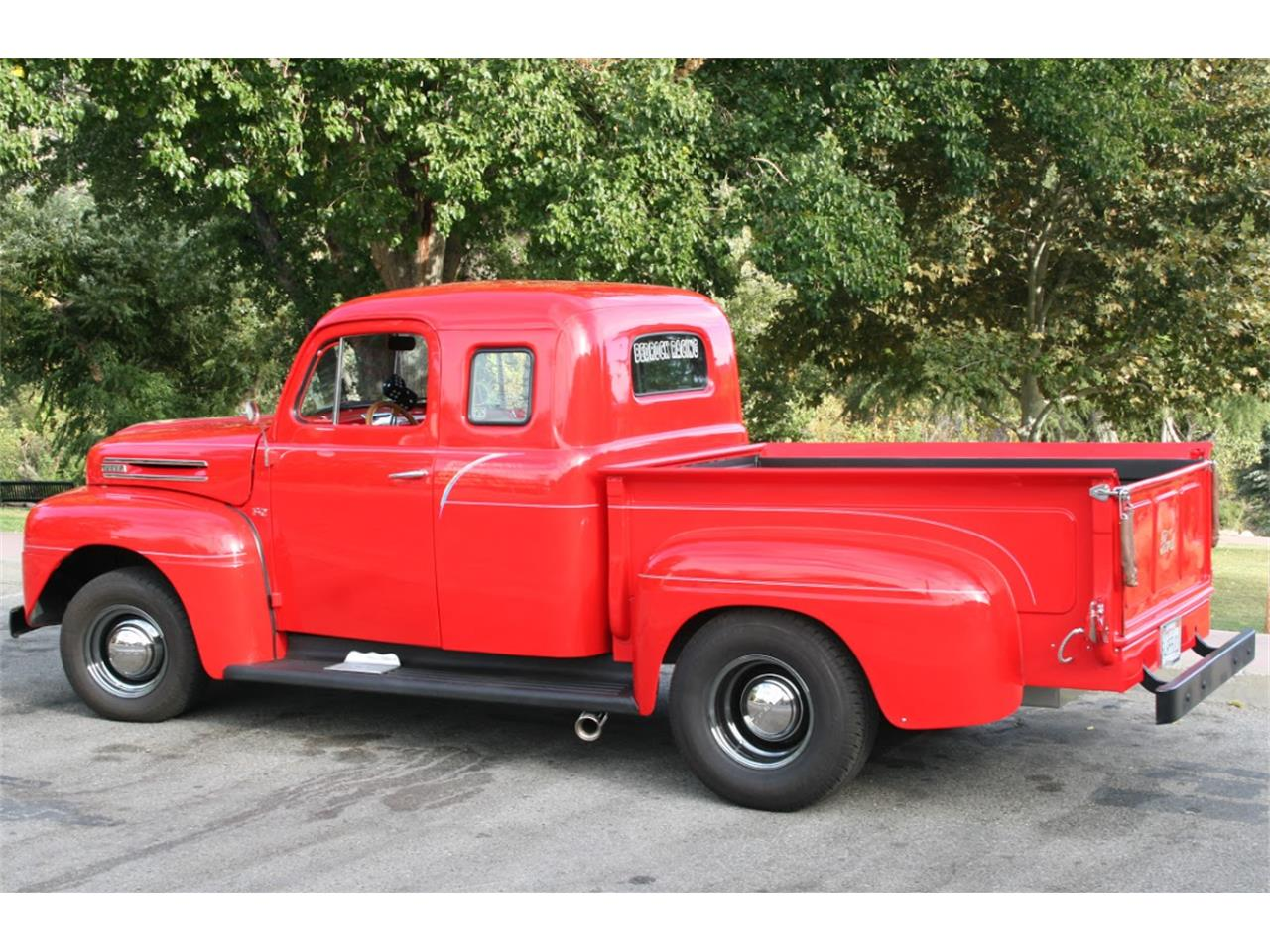 Large Picture of '50 Ford Pickup located in Lake Isabella California - $33,000.00 Offered by a Private Seller - LLLJ