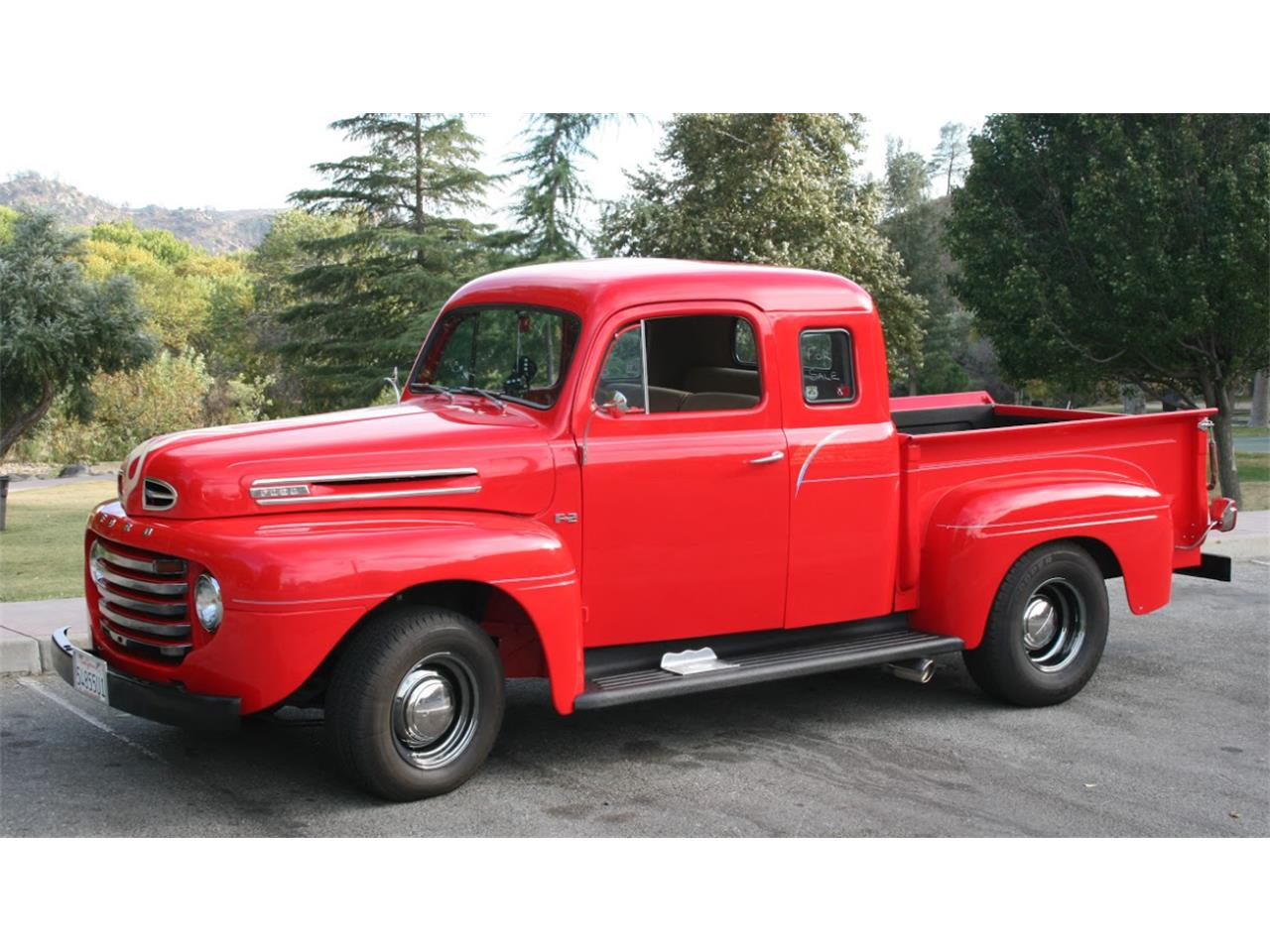 Large Picture of Classic 1950 Ford Pickup located in California - LLLJ