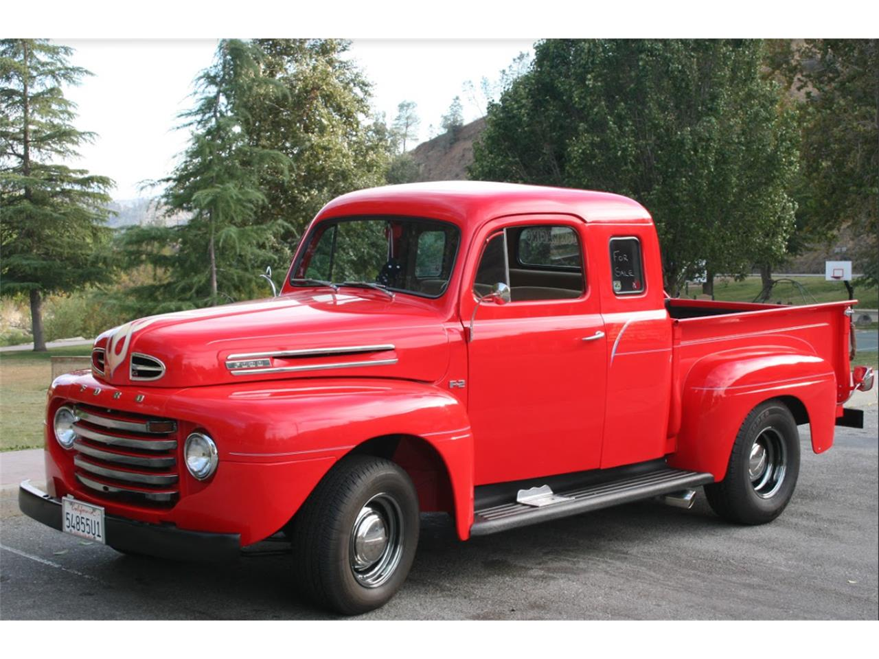 Large Picture of '50 Ford Pickup - LLLJ
