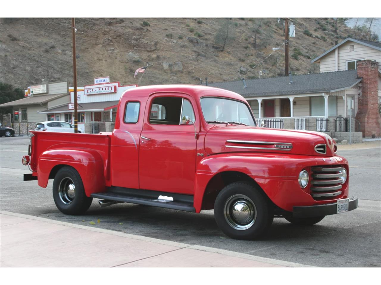 Large Picture of Classic '50 Ford Pickup located in Lake Isabella California - $33,000.00 Offered by a Private Seller - LLLJ
