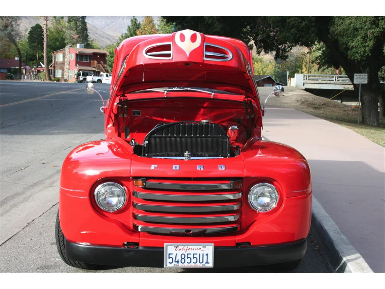 Large Picture of Classic 1950 Ford Pickup Offered by a Private Seller - LLLJ
