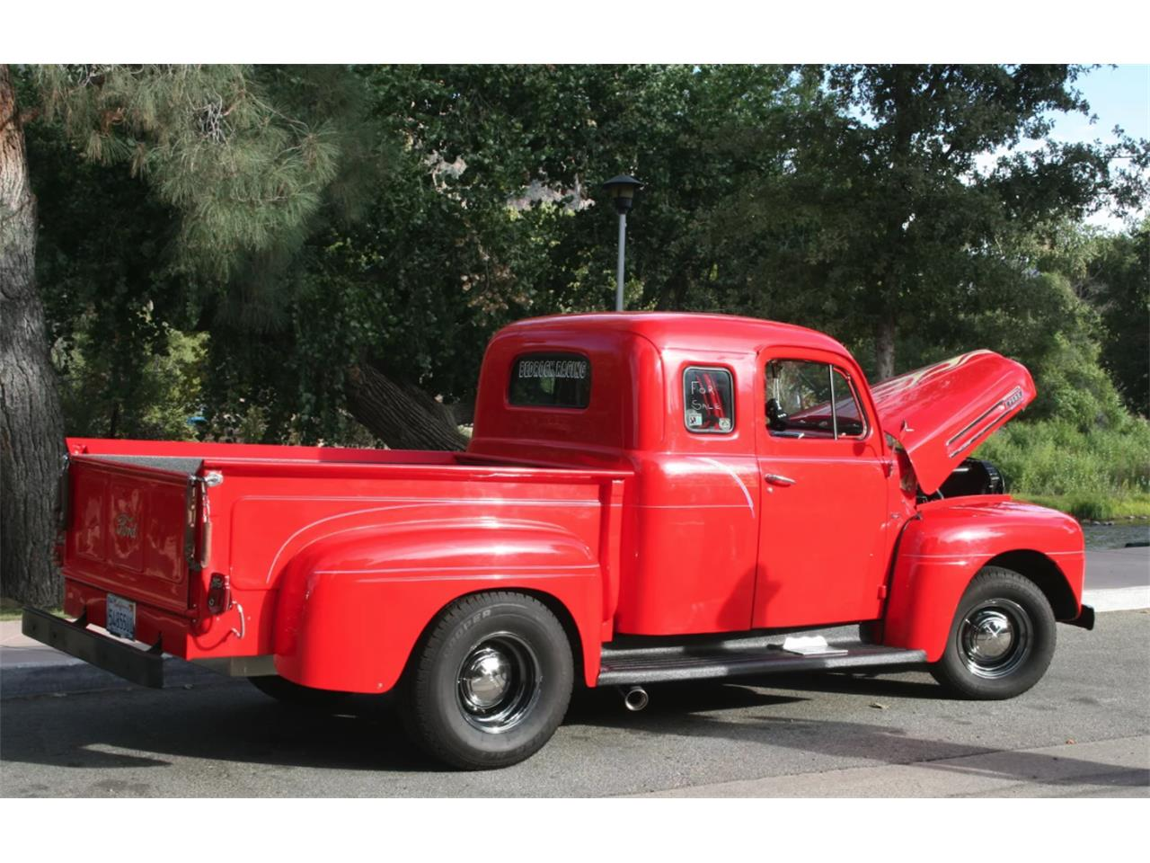 Large Picture of Classic '50 Ford Pickup located in California - LLLJ