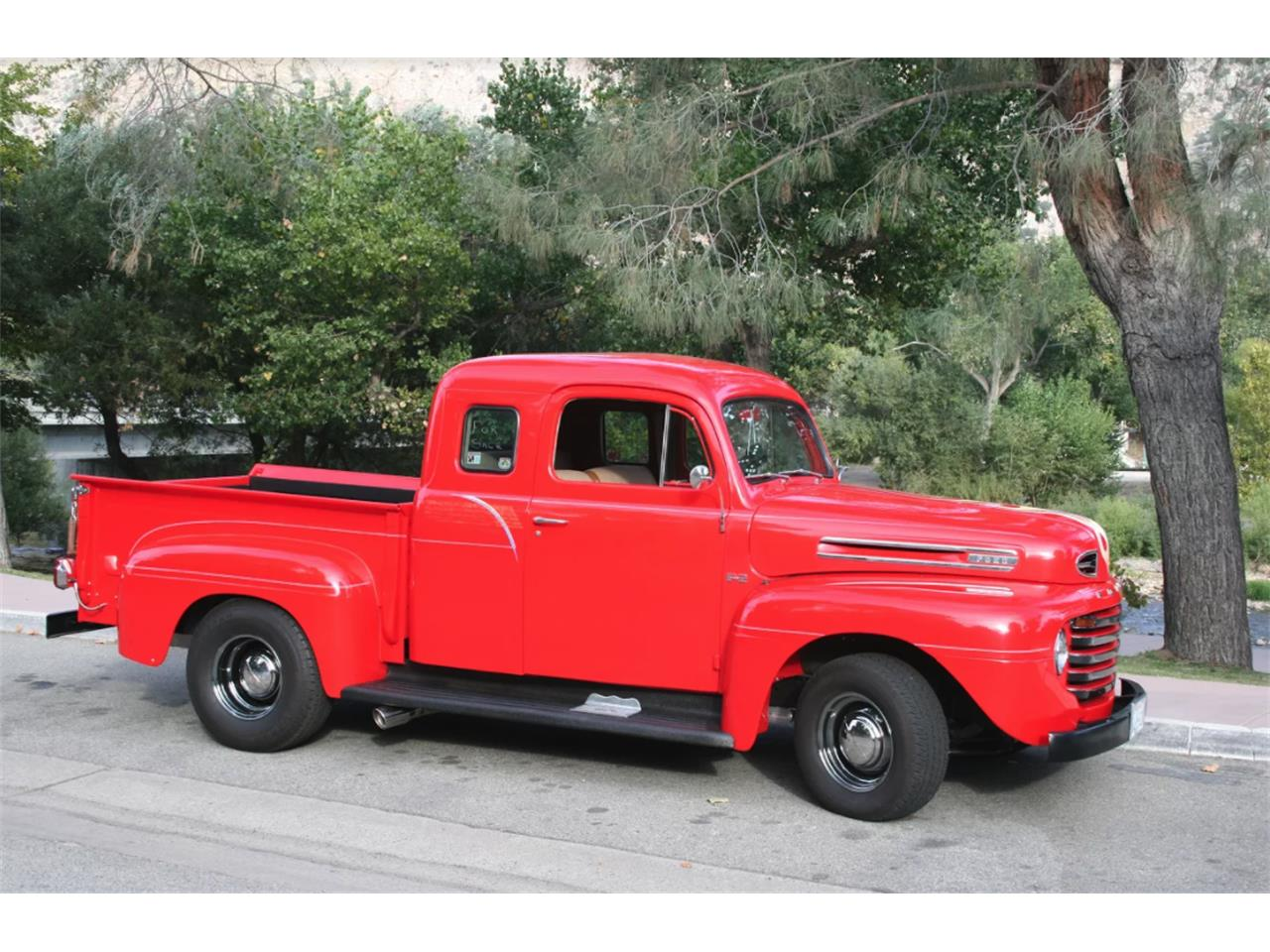 Large Picture of 1950 Ford Pickup located in Lake Isabella California Offered by a Private Seller - LLLJ