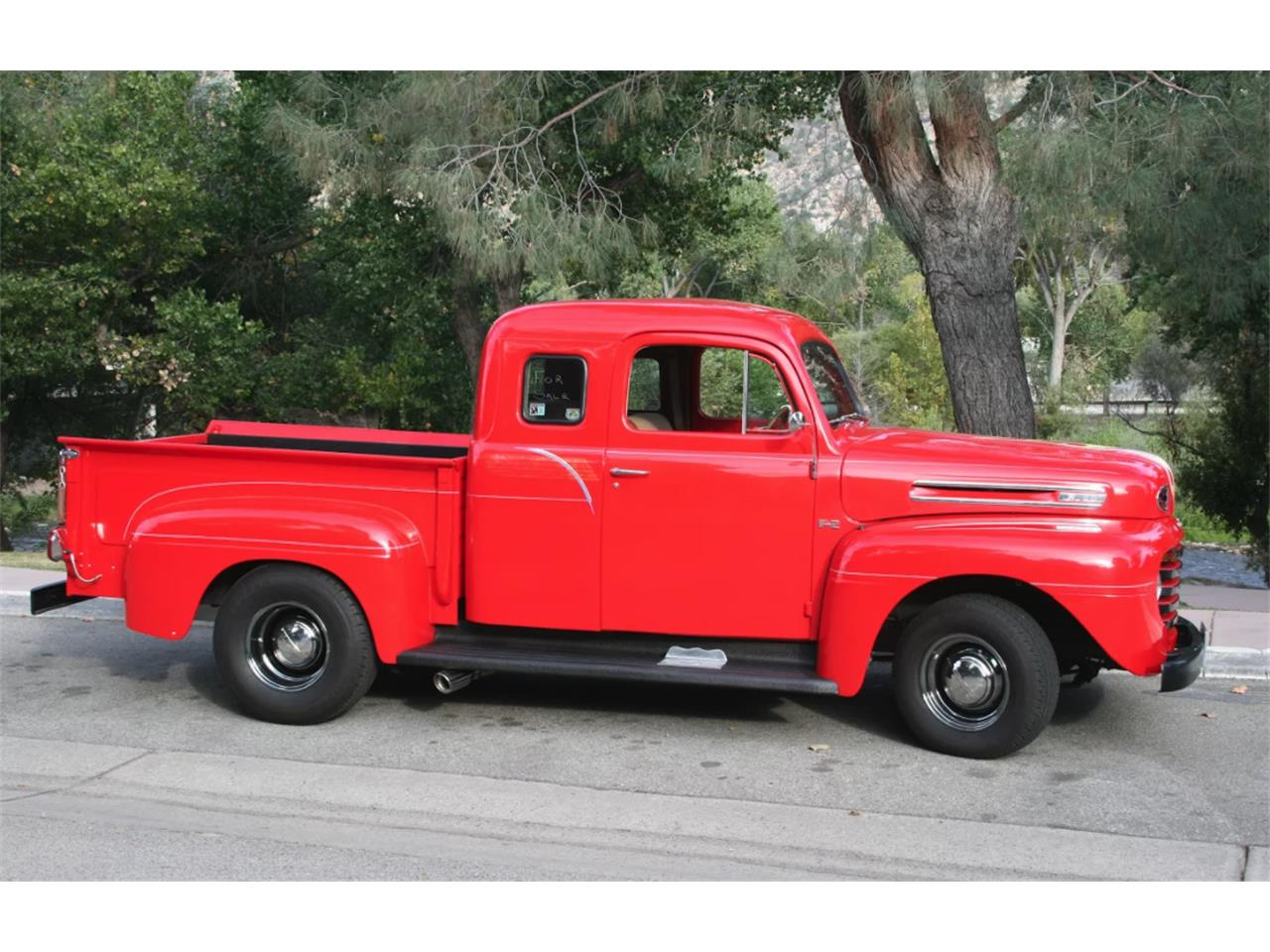 Large Picture of Classic 1950 Ford Pickup located in Lake Isabella California - $33,000.00 - LLLJ