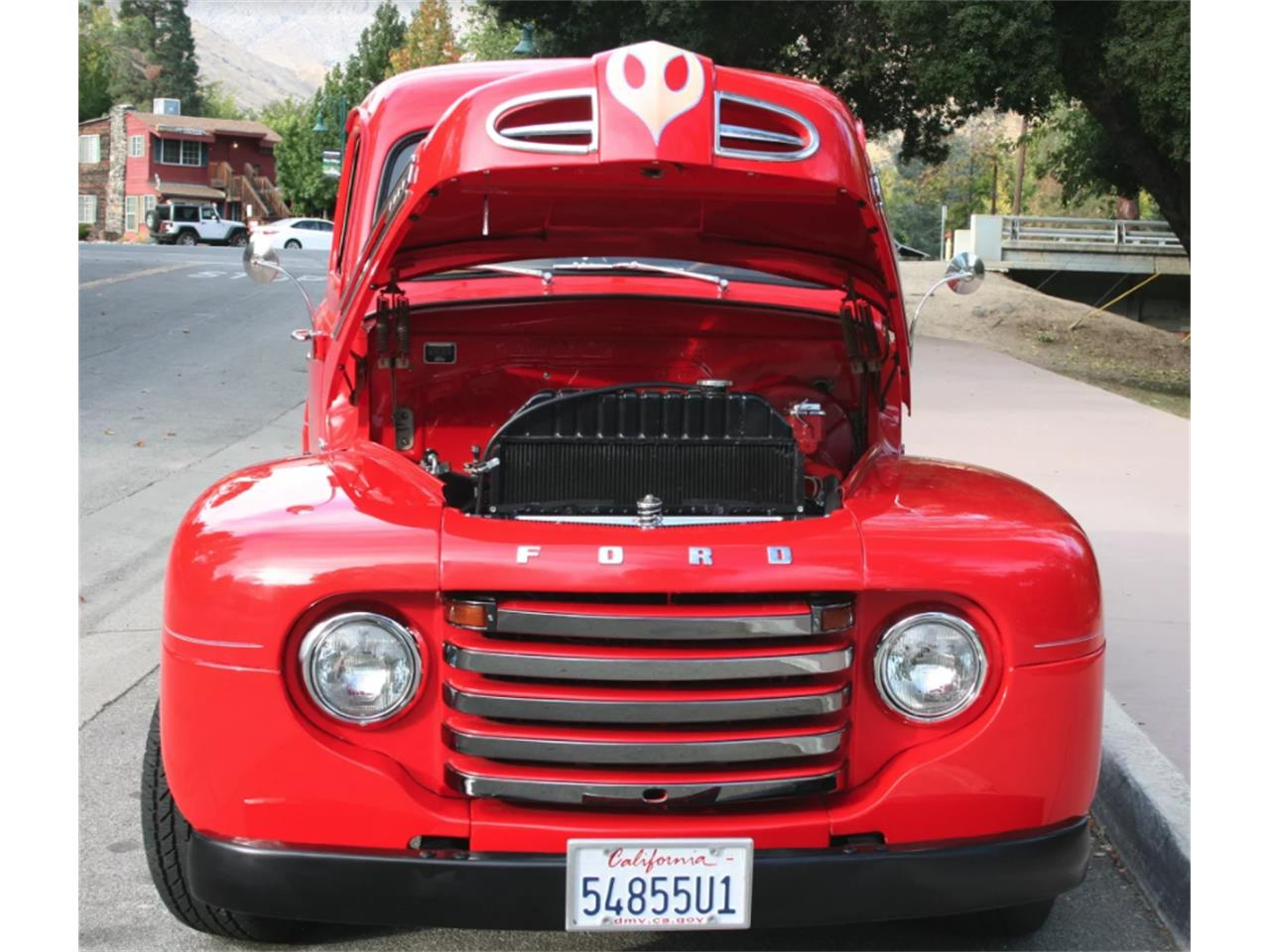 Large Picture of 1950 Ford Pickup - $33,000.00 Offered by a Private Seller - LLLJ