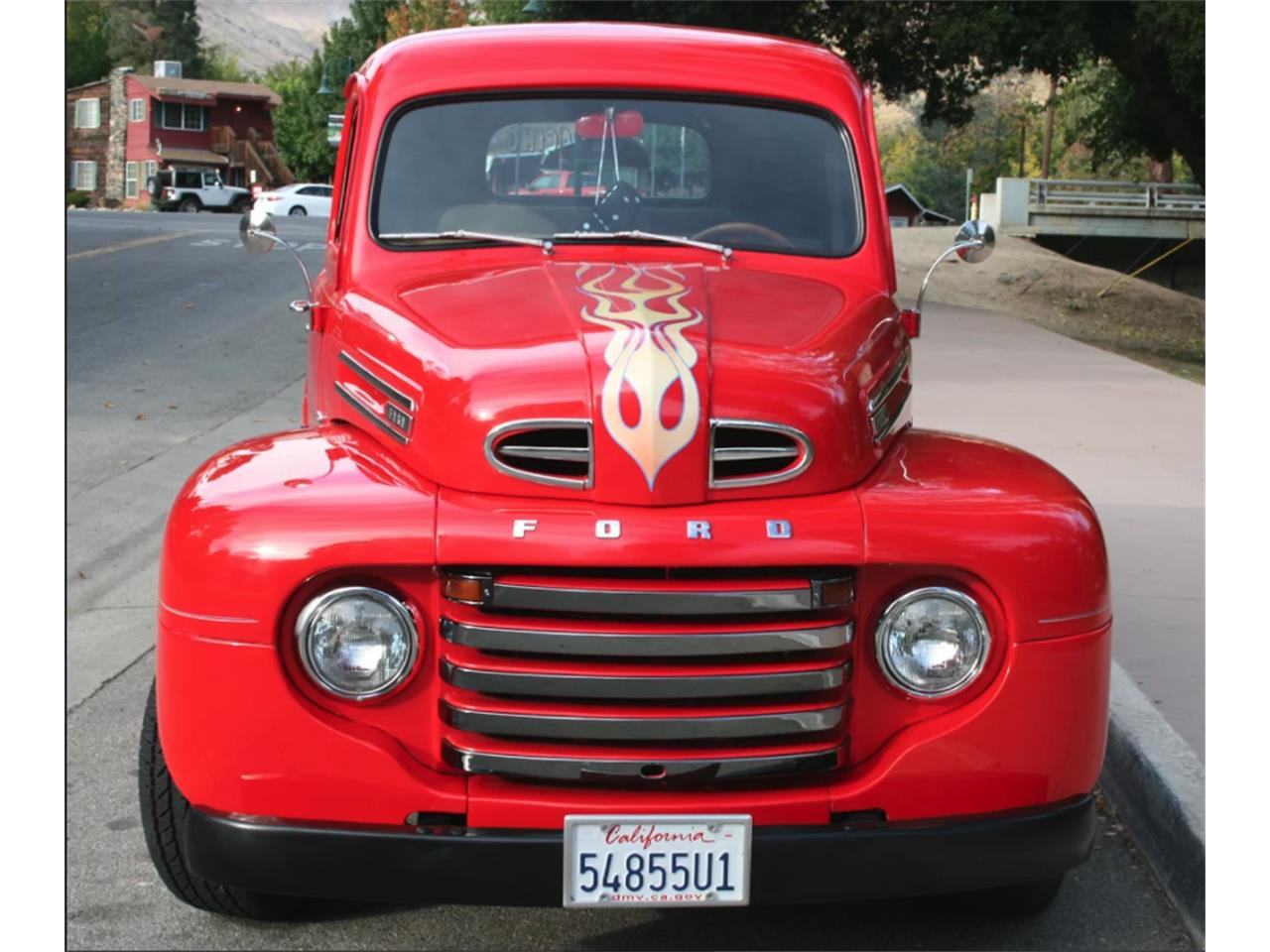 Large Picture of Classic '50 Ford Pickup located in California - $33,000.00 - LLLJ