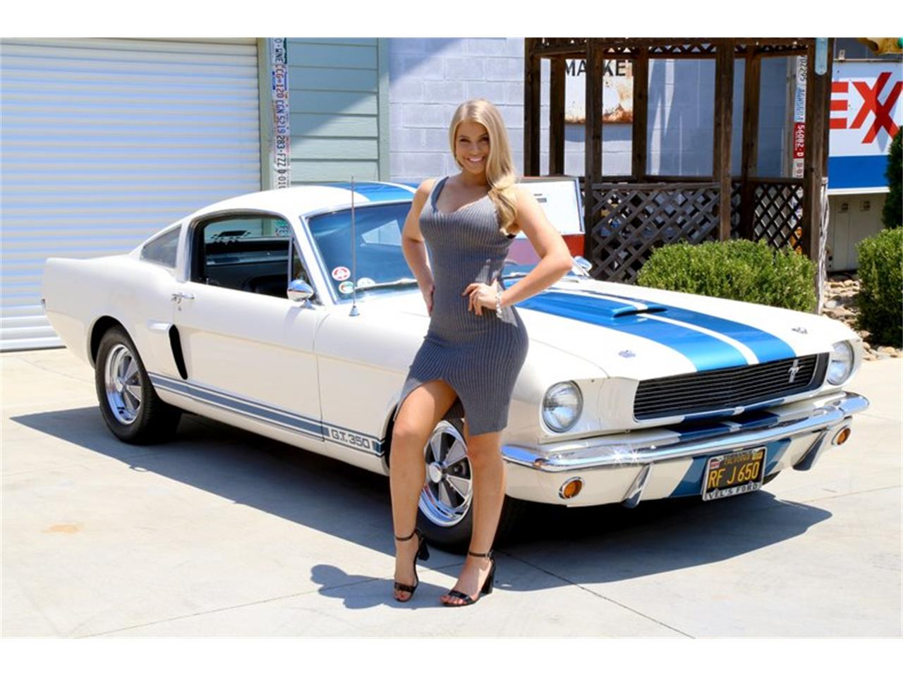 Large Picture of '65 Ford Mustang - $64,995.00 Offered by Smoky Mountain Traders - LLLW