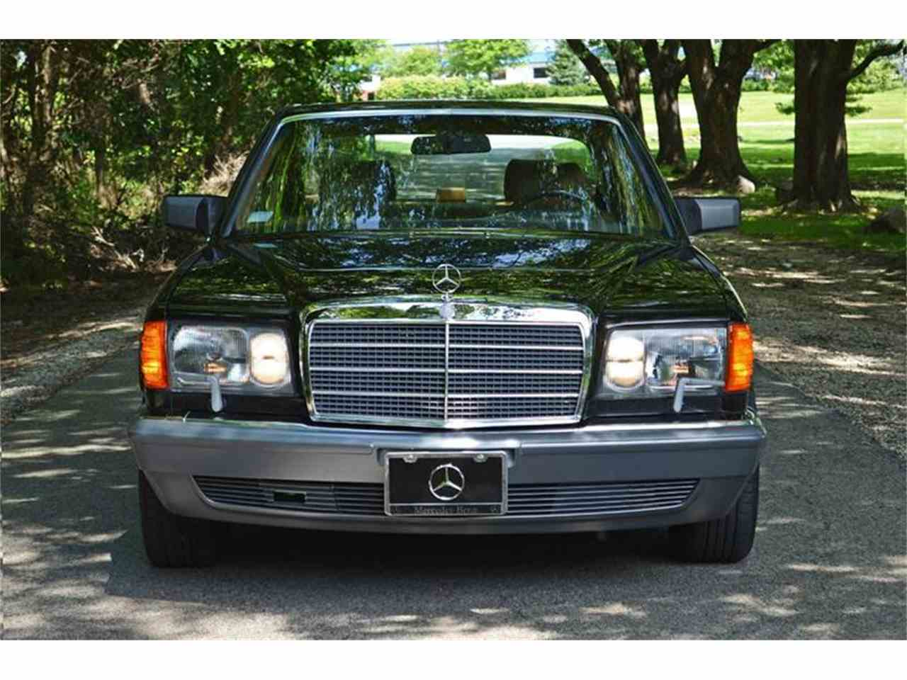 Large Picture of '89 S-Class - LLPD