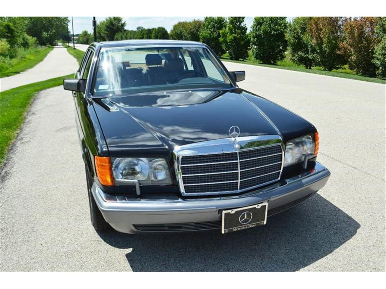 Large Picture of '89 S-Class located in Illinois Offered by Park-Ward Motors - LLPD