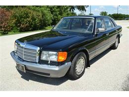 Picture of '89 Mercedes-Benz S-Class located in Illinois - $13,900.00 Offered by Park-Ward Motors - LLPD