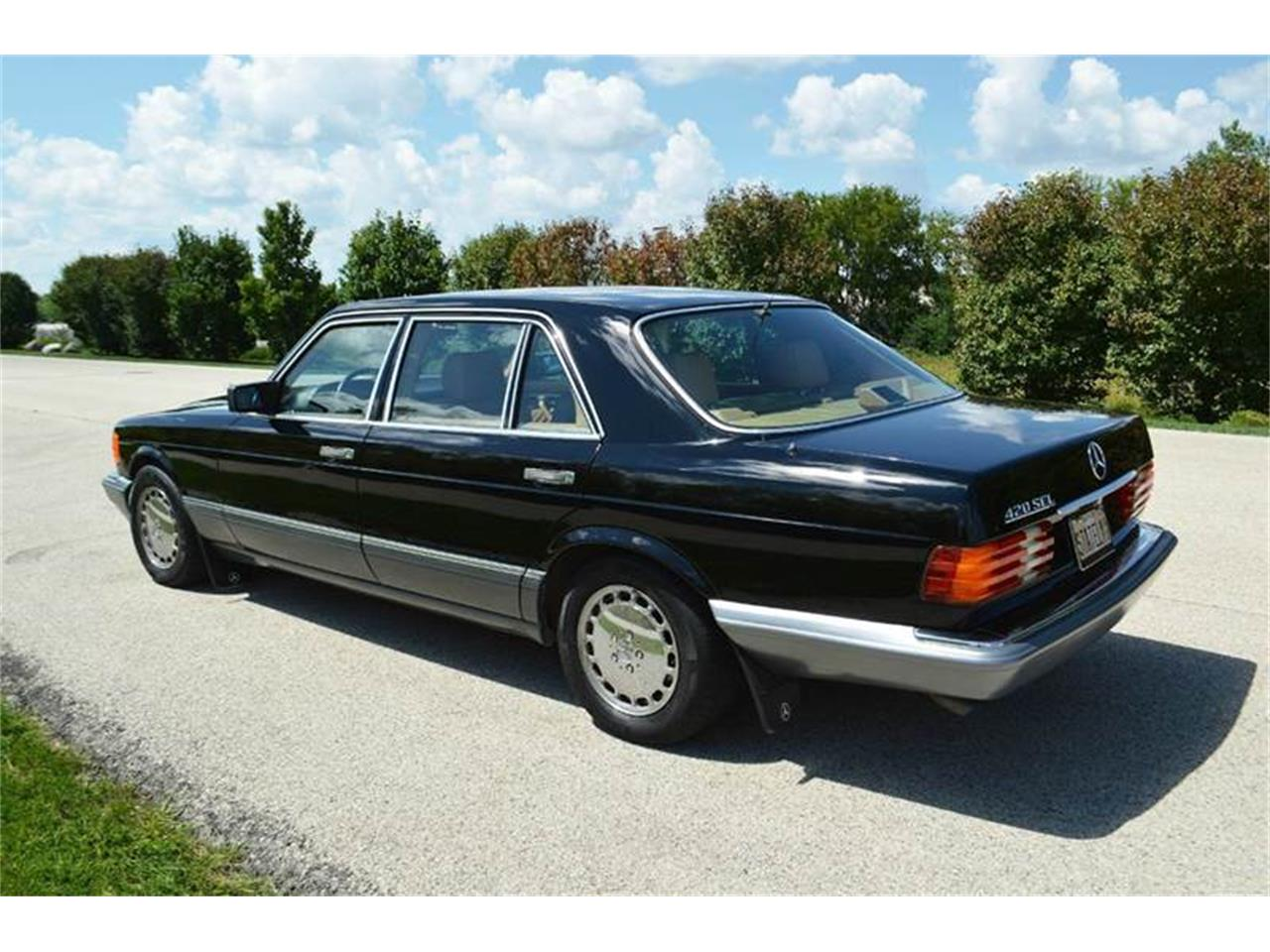 Large Picture of '89 Mercedes-Benz S-Class - $13,900.00 - LLPD