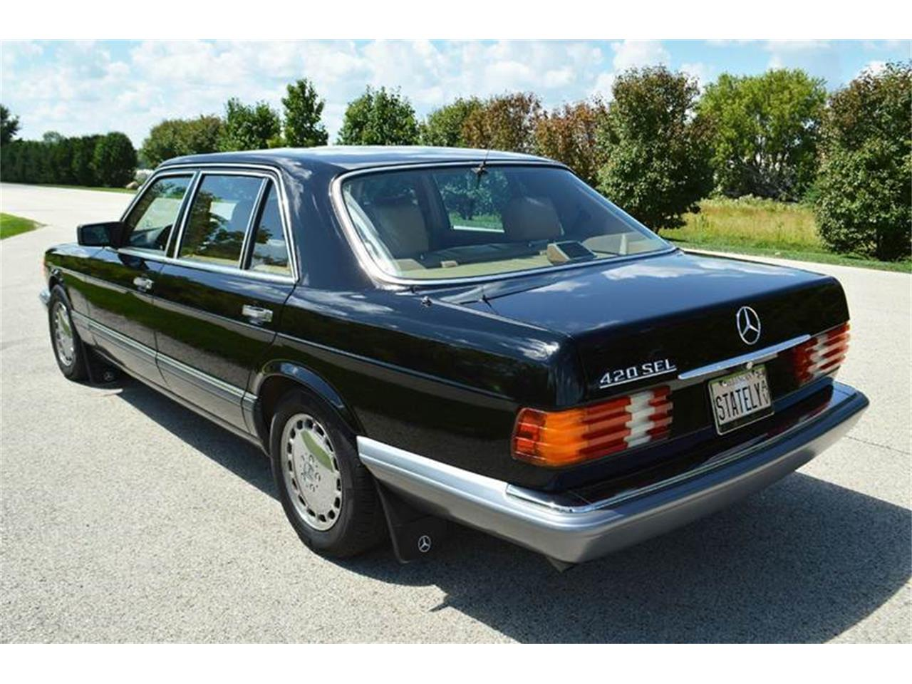 Large Picture of 1989 S-Class Offered by Park-Ward Motors - LLPD