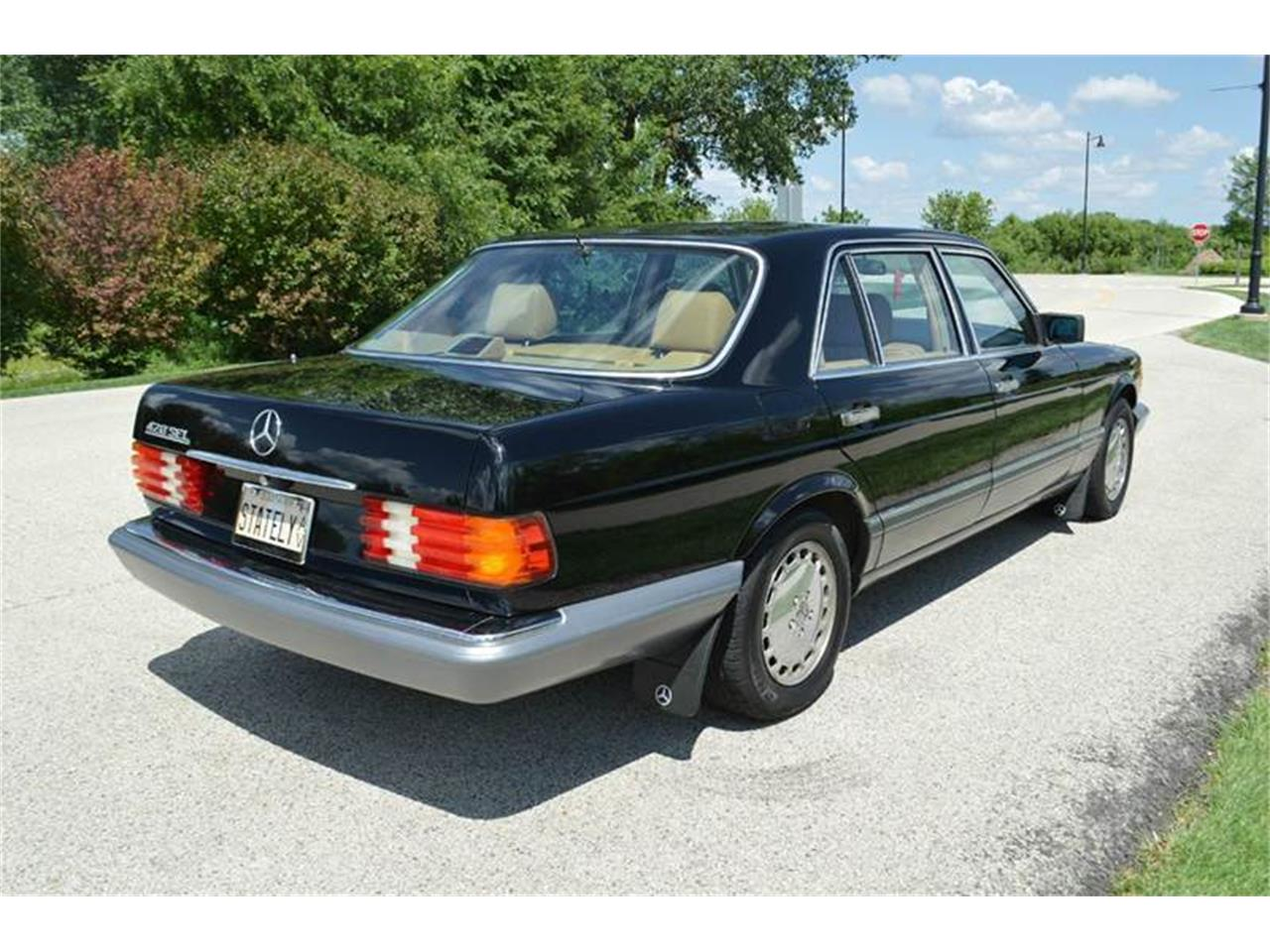 Large Picture of 1989 Mercedes-Benz S-Class - LLPD