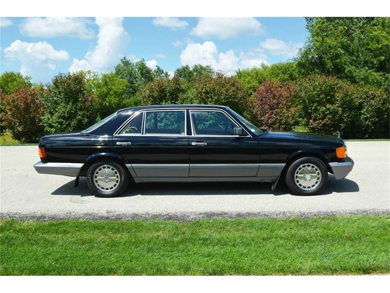 Large Picture of 1989 S-Class located in Carey Illinois Offered by Park-Ward Motors - LLPD