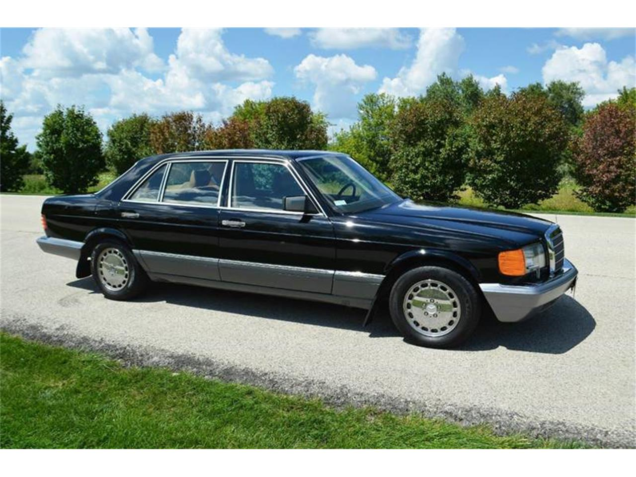Large Picture of '89 Mercedes-Benz S-Class located in Carey Illinois - $13,900.00 - LLPD