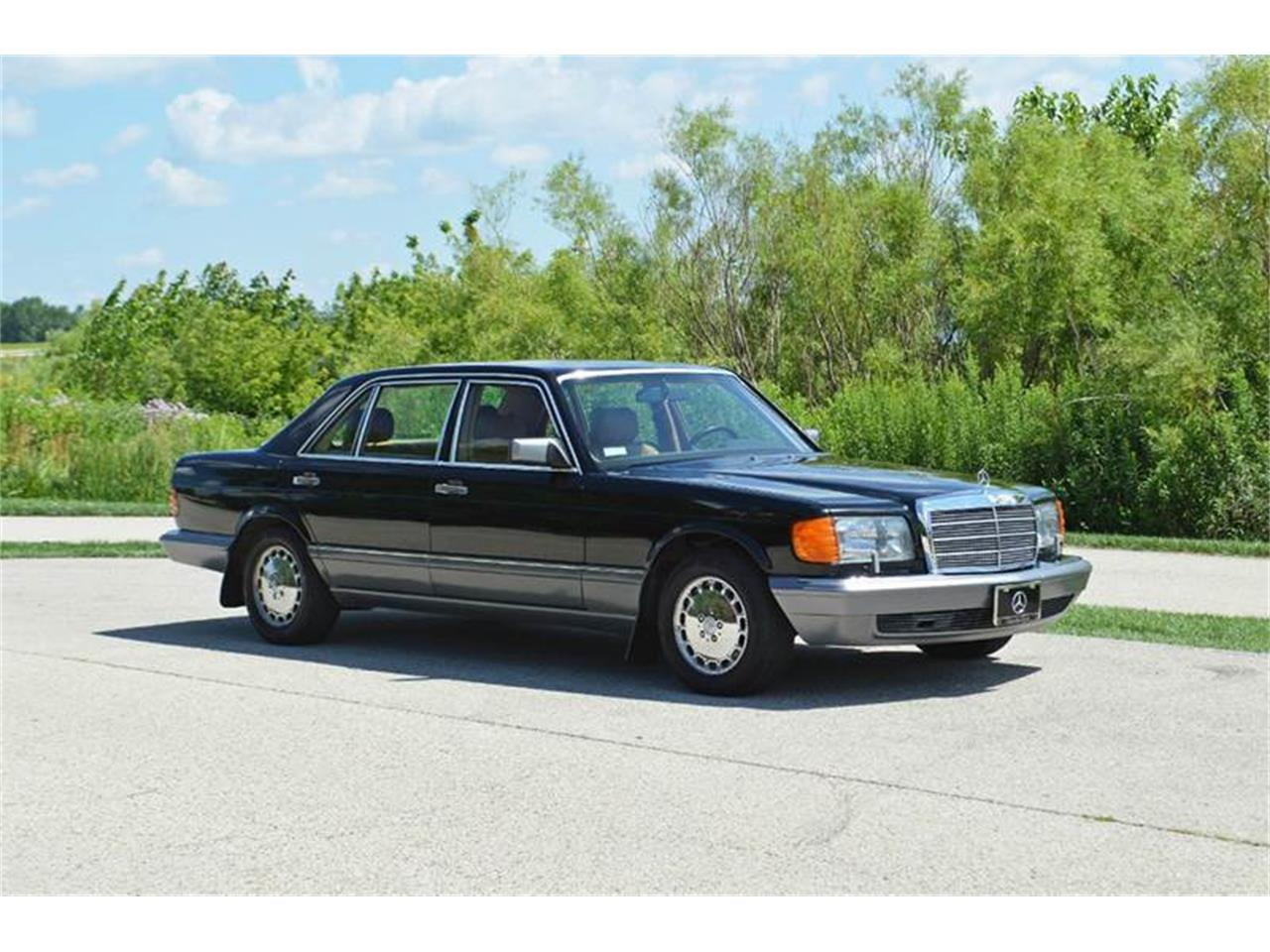 Large Picture of '89 S-Class located in Illinois - $13,900.00 Offered by Park-Ward Motors - LLPD