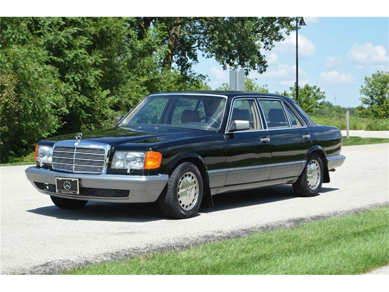 Large Picture of 1989 S-Class located in Carey Illinois - $13,900.00 Offered by Park-Ward Motors - LLPD