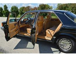 Picture of '89 Mercedes-Benz S-Class located in Carey Illinois Offered by Park-Ward Motors - LLPD