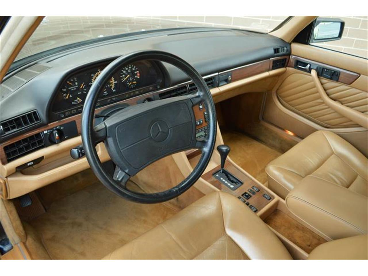 Large Picture of '89 S-Class Offered by Park-Ward Motors - LLPD