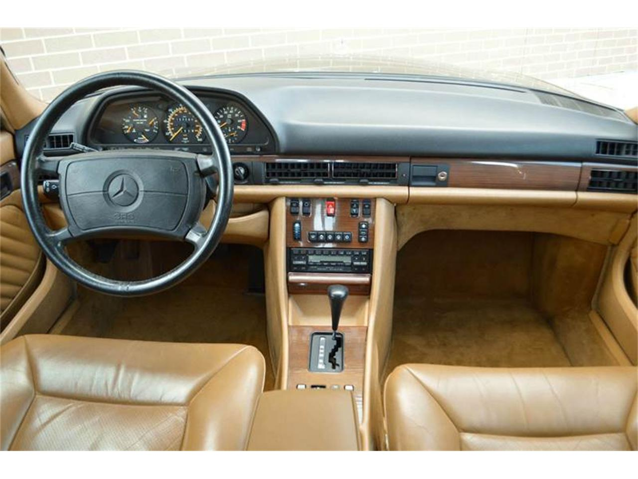Large Picture of '89 Mercedes-Benz S-Class - $13,900.00 Offered by Park-Ward Motors - LLPD